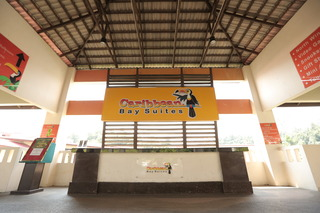 Caribbean Bay Resort-Bukit Gambang Resort City - Diele
