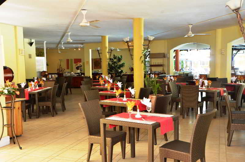 Tarisa resort & Spa - Restaurant