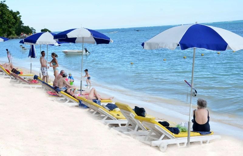 Tarisa resort & Spa - Strand