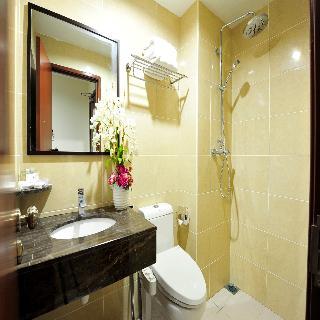 Grand Hallmark Hotel - Johor Bahru - Zimmer