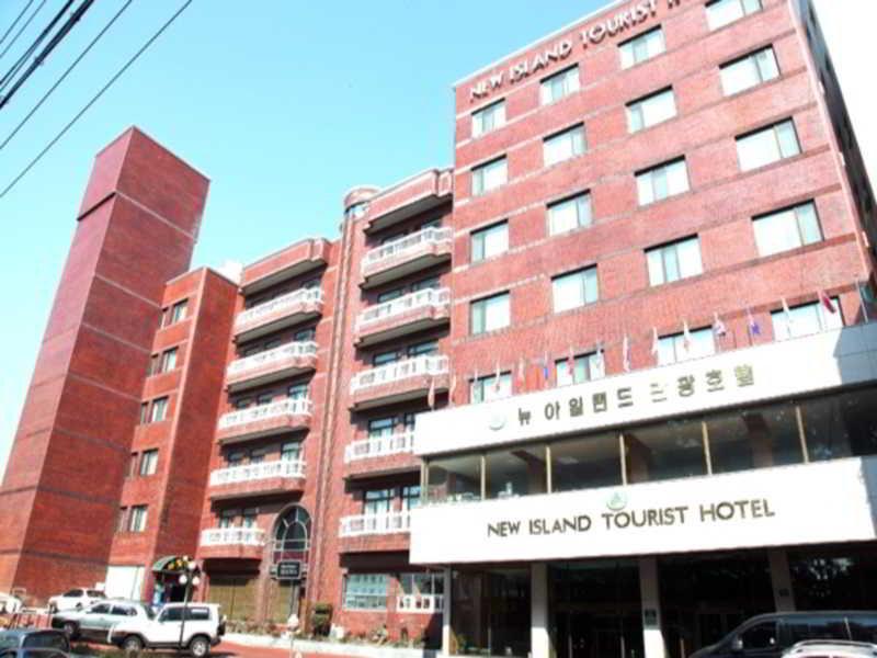 New Island Hotel, 263-12, Yeondong,