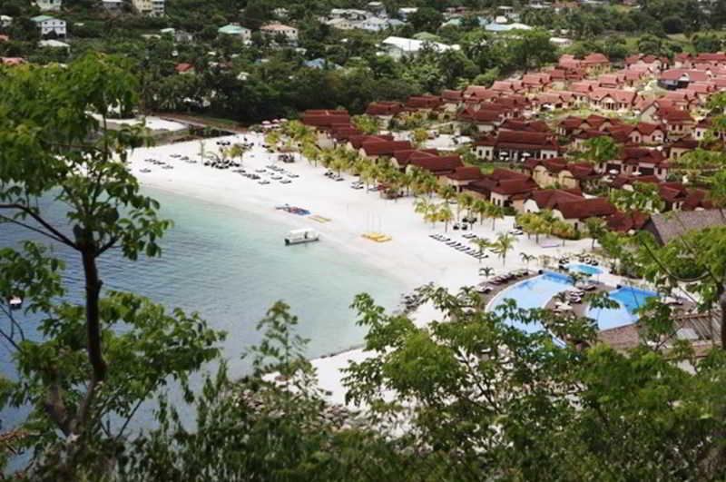 Buccament Bay Resort, St. Vincent-grenadines,