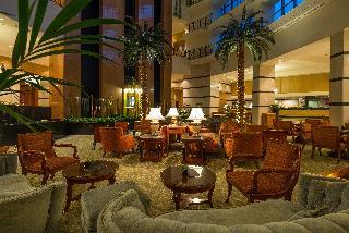 Intercontinental Almaty - Diele