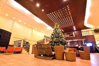 Citystate Asturias Hotel Palawan - Diele