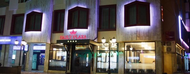 Daily Plaza, Str. Stefan Cel Mare,4