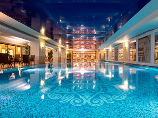 Rixos Almaty - Pool