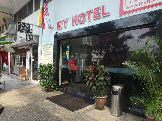 My Hotel @  Kl Sentral - Generell