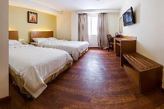My Hotel @  Kl Sentral - Zimmer