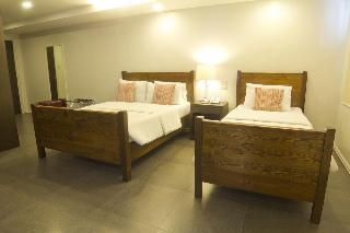 Nichols Airport Hotel - Zimmer