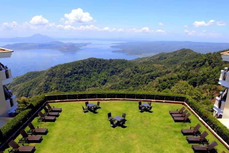 The Lake Hotel Tagaytay - Terrasse
