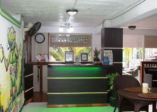 Turtle Inn Resort - Diele