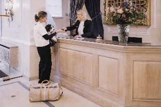Manos Stephanie Hotel - Generell