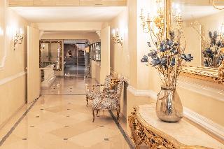 Manos Stephanie Hotel - Diele