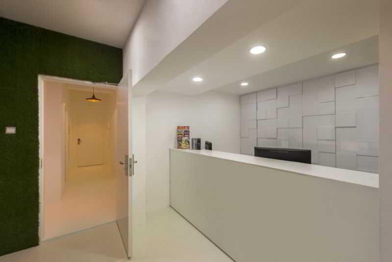 ABC Premium Hostel - Diele