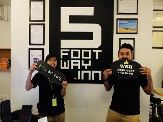 5footway.inn Project Chinatown - Generell