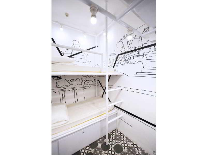 5footway.Inn Project Bugis - Zimmer