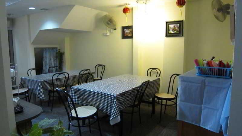 Kawan Hostel - Restaurant