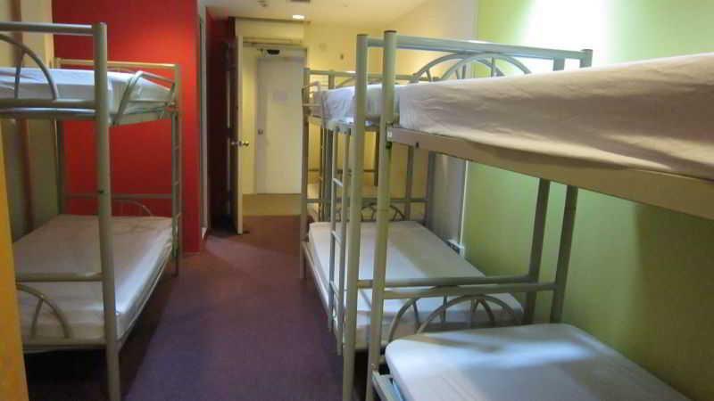 Kawan Hostel - Zimmer