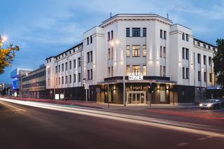 Corner Hotel, T. Sevcenkos Street,16