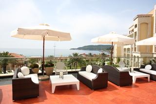 Splendid Conference & Spa Resort - Terrasse