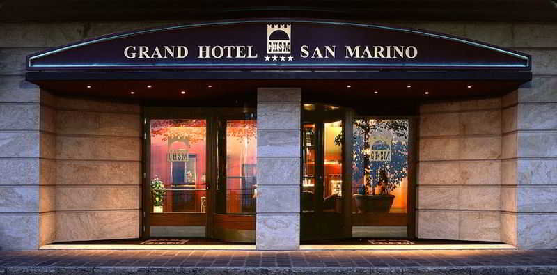 Grand Hotel San Marino, Viale Antonio Onofri,31