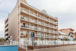 Comfort Inn Boardwalk, 507 Atlantic Avenue,