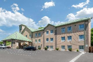 Quality Inn & Suites…, W. Mitchell Avenue,130
