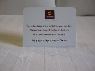 Clarion Inn & Suites…, 501 North Highway 190,