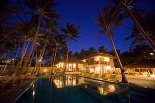 Rieseling Boracay Beach Resort - Diele