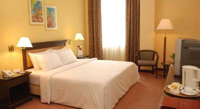 Kuala Lumpur International Hotel - Zimmer
