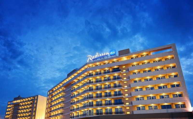 Radisson Blu Resort…, Golubaya Street,1a
