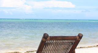 Surfers Home Boracay - Strand