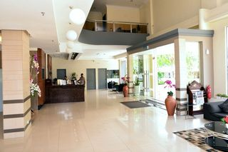 Langkawi Seaview Hotel - Diele