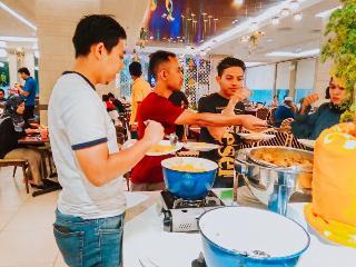 Langkawi Seaview Hotel - Restaurant