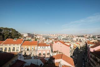 Botanico Hotel, Lisbon