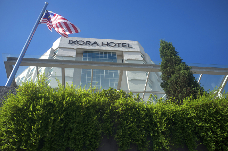 Ixora Hotel Penang - Generell
