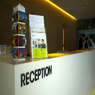 Ixora Hotel Penang - Diele