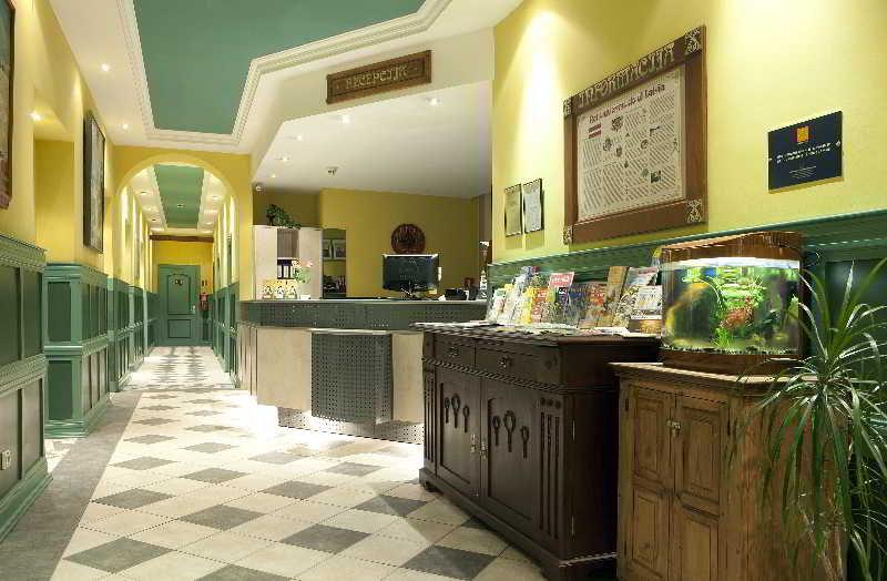 Art Hotel Laine - Diele