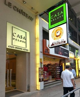 Casa Deluxe, 483-485a Nathan Road, Yau…