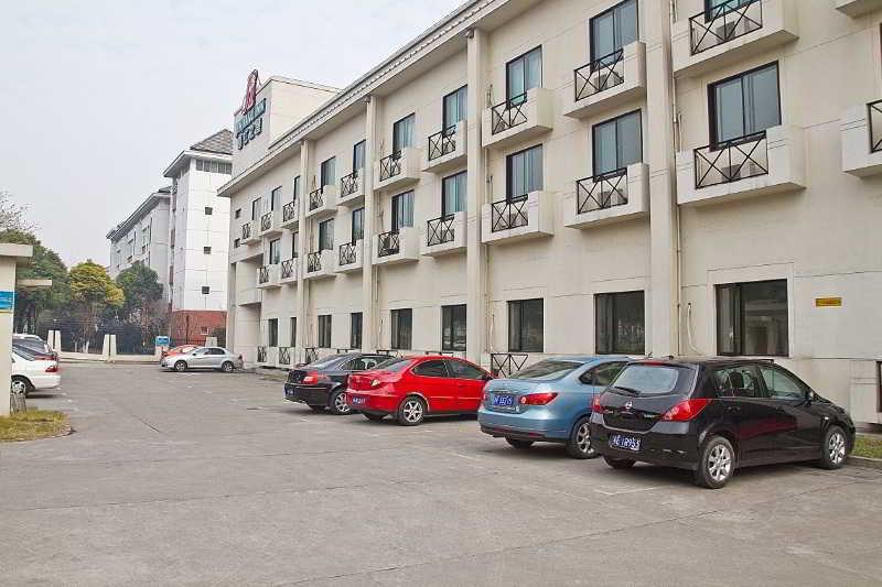 Jinjiang Inn - Suzhou…, Changjiang Road,418