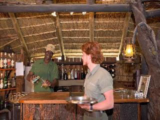 Mziki Safari Lodge - Bar