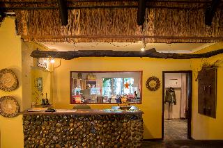 Mziki Safari Lodge - Diele