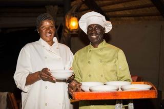 Mziki Safari Lodge - Restaurant