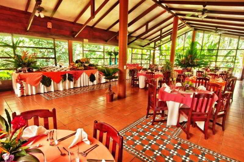 Aninga Lodge - Restaurant