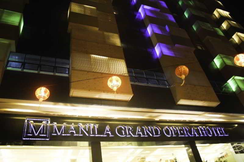 Manila Grand Opera Hotel - Generell