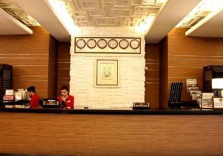Manila Grand Opera Hotel - Diele