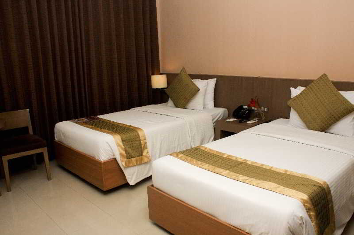 Manila Grand Opera Hotel - Zimmer