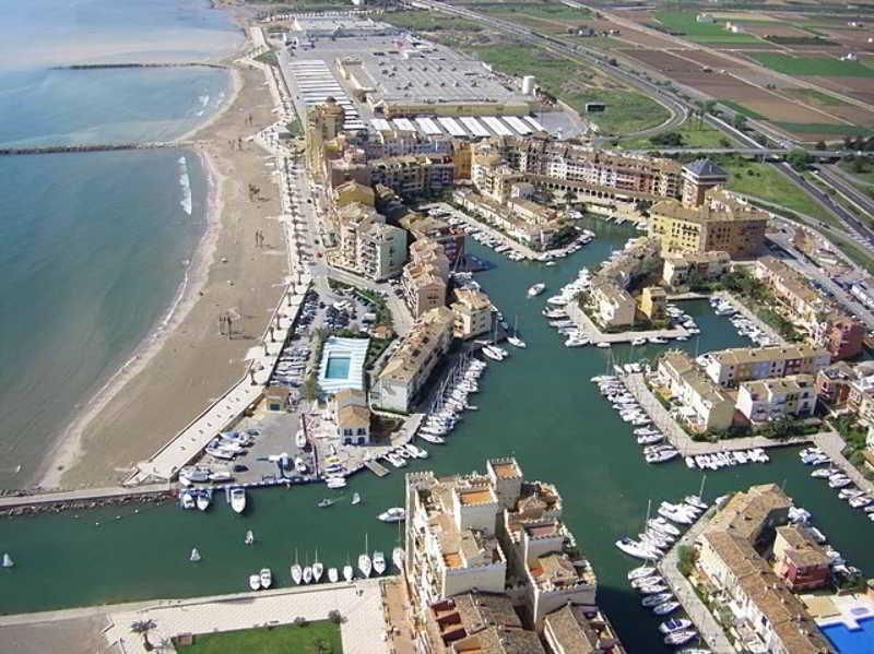 Maeva Valencia Port Saplaya