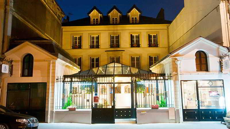 Hotel Jean Moët, Rue Jean Moet,7