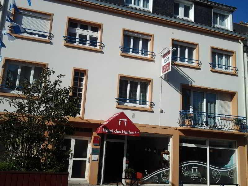 Hotel Des Halles, Rue Charles Linement,